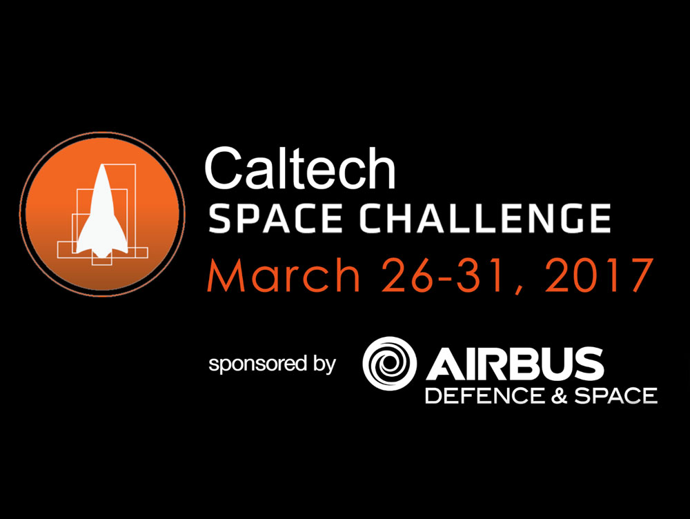 Caltech Space Challenge 2017