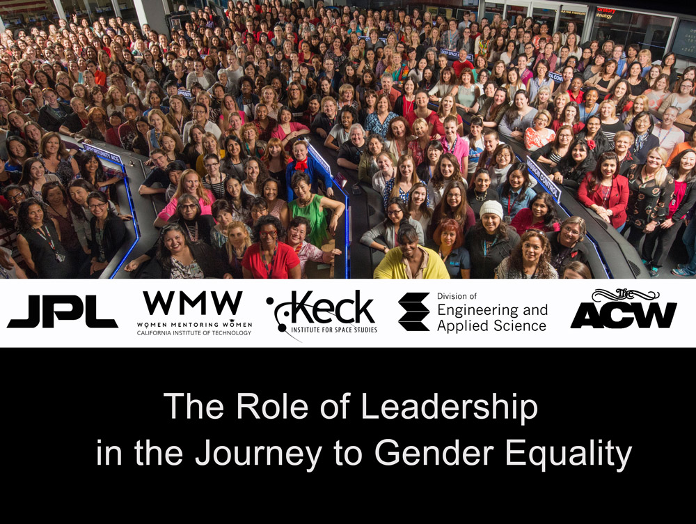 The Role of Leadership in the Journey to Gender Equality