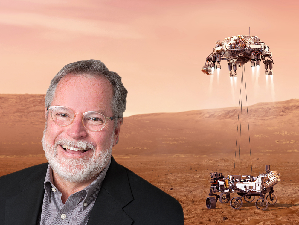 Mars 2020 Lecture: The Thrill and Terror of Landing a Spacecraft on Mars