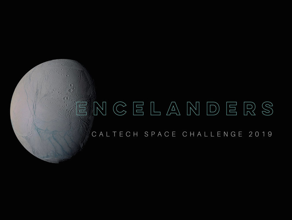 Caltech Space Challenge 2019