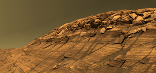 Quantifying Martian Stratigraphy