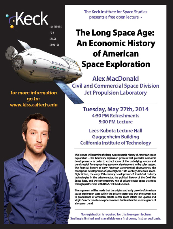 The Long Space Age: An Economic History of American Space Exploration