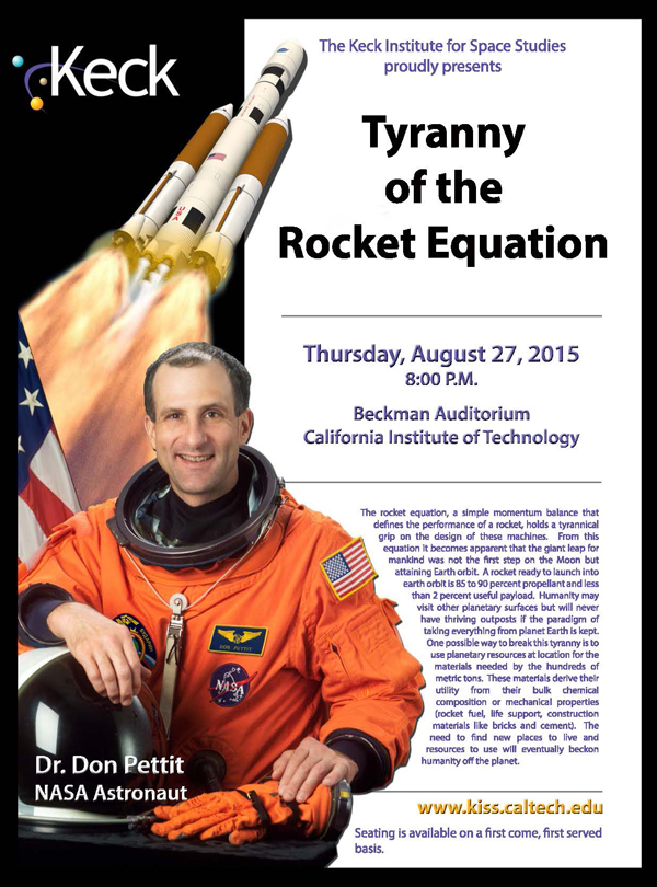 Tyranny of the Rocket Equation