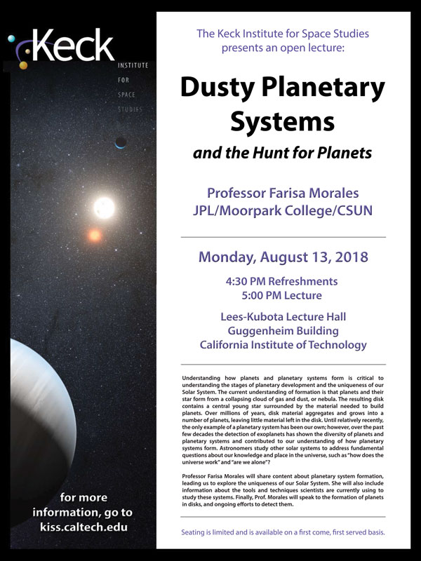 Dusty Planetary Systems and the Hunt for Planets