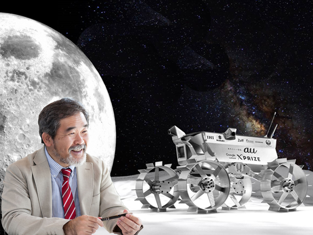 Robotics for Space Exploration - Challenge to the Moon and Beyond