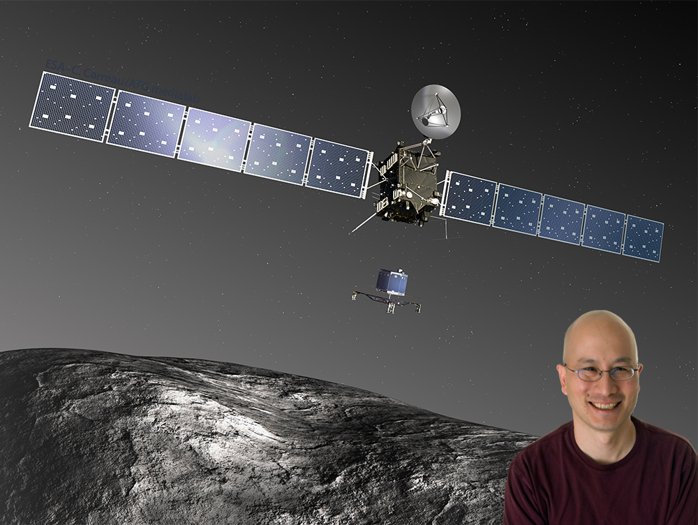 Artificial Intelligence Support of Rosetta Orbiter Science Operations