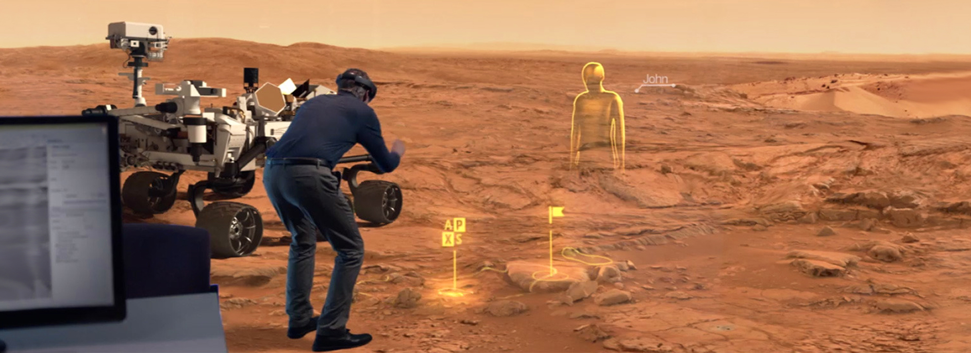 Virtual and Augmented Reality for Space Science and Exploration