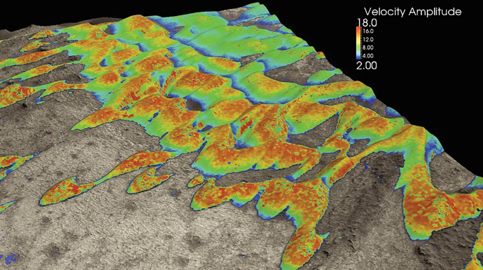 Earth surface deformation modelling tool developed at Caltech