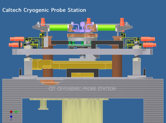 Caltech Cryogenic Probe Station 4