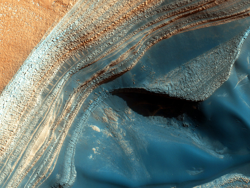 Unlocking the Climate Record Stored within Mars' Polar  Layered Deposits